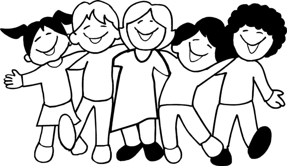 Bimbi nella comunita eventi parrocchia di san massimo - Disegnare bagno gratis ...